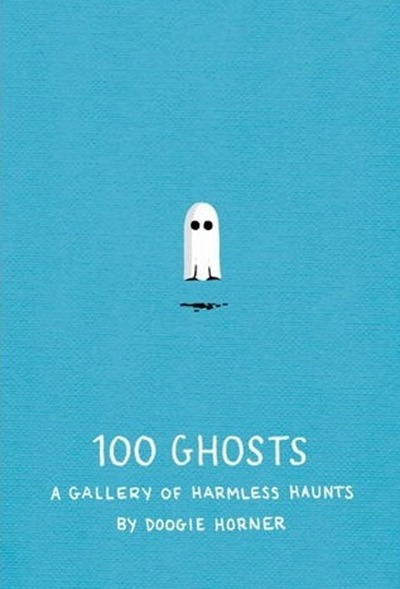 100 ghosts a gallery of harmless haunts book review doogie horner_thumb[2]